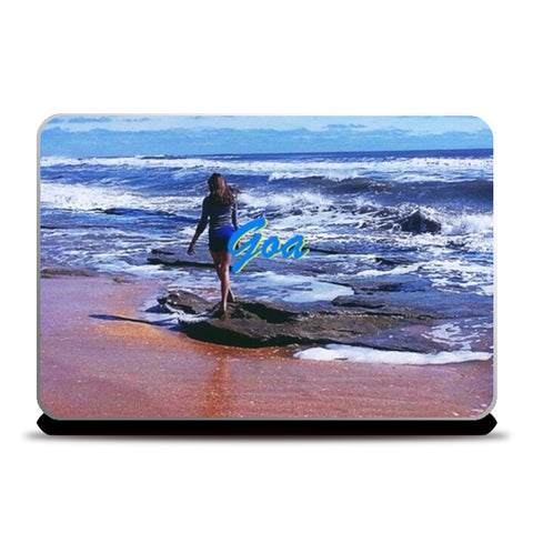 Goa Girl Laptop Skins | Artist : ashman's