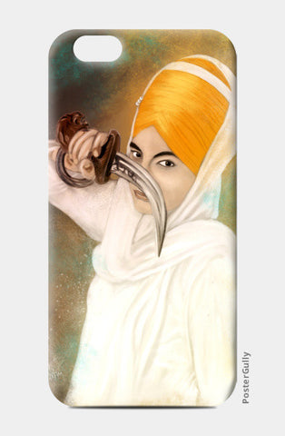 iPhone 6/6S Cases, Kaur  iPhone 6/6S Cases | Artist : Jaspreet Singh, - PosterGully