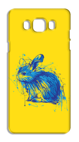 Rabbit Samsung Galaxy J7 2016 Cases | Artist : Inderpreet Singh