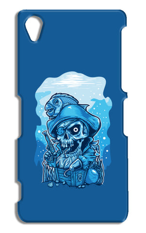 Cartoon Pirates Sony Xperia Z2 Cases | Artist : Inderpreet Singh