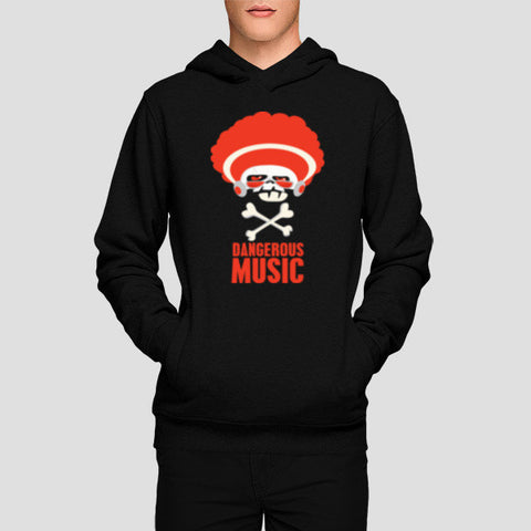 Hoodies, dangerous music Hoodies | Artist : abhijeet sinha, - PosterGully - 1