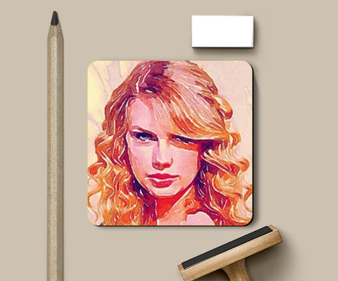 Taylor Swift Coasters | Artist : Delusion