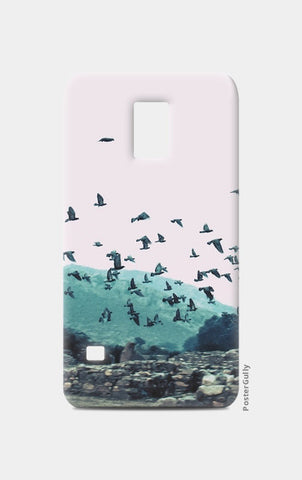 Samsung S5 Cases, Haunted Samsung S5 Cases | Artist : Cropped Streets, - PosterGully