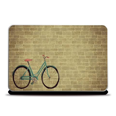 Bicycle Laptop Skins | Artist : Anushree Jaiswal
