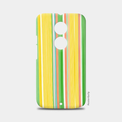 Moto X2 Cases, Colorful Vertical Stripes Moto X2 Case I Artist: Seema Hooda, - PosterGully