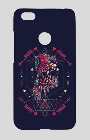Owl Artwork Redmi Note 5A Cases | Artist : Inderpreet Singh