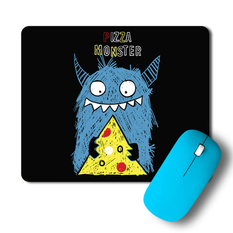 Pizza Monster Mousepad