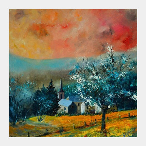 Spring In Gendron Square Art Prints PosterGully Specials
