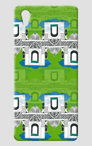 UPAR-NEECHE One Plus X Cases | Artist : Akanksha Kurakula
