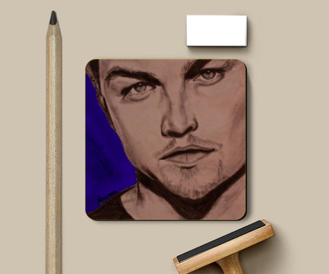 Coasters, Leonardo Dicaprio The departed Coaster | Pritika Uppal, - PosterGully