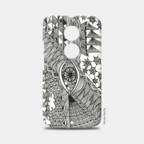 Moto X2 Cases, Look beyond what you see Moto X2 Cases | Artist : Amulya Jayapal, - PosterGully