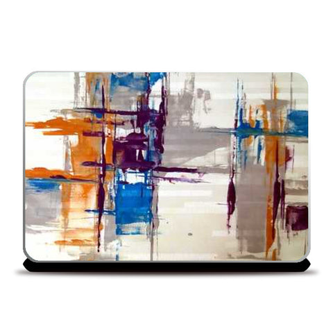 Colour Play Laptop Skins | Artist : Rupam Shah