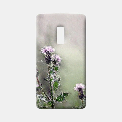 Blooming Flower Cool Cases One Plus Two Cases | Artist : ashman's