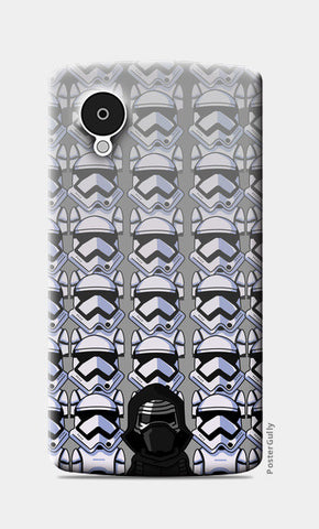 Nexus 5 Cases, star wars the force awakens Nexus 5 Cases | Artist : abhilash kumar, - PosterGully