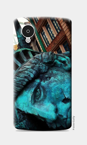 Nexus 5 Cases, Statue of Liberty #NYC Nexus 5 Cases | Artist : Yagneswar, - PosterGully