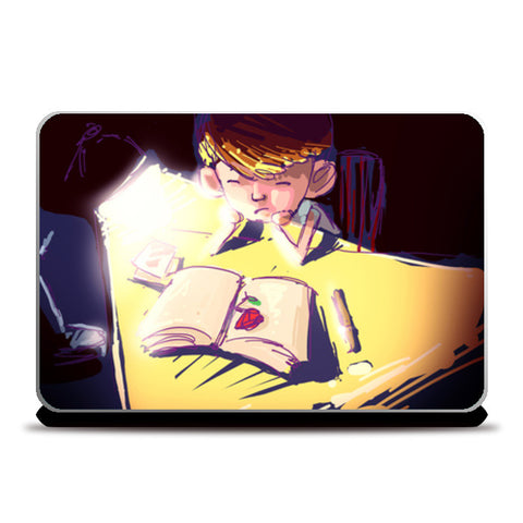 Laptop Skins, Lost in Love Laptop Skin | Rishi Singh, - PosterGully