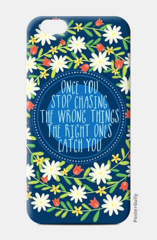 MOTIVATIONAL QUOTE iPhone 6/6S Cases | Artist : Paper Pankh