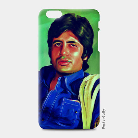 Amitabh Bachchan iPhone 6 Plus/6S Plus Cases | Artist : Delusion