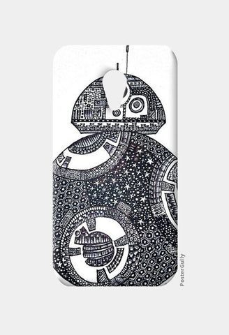 Moto G2 Cases, Star wars BB-8  Moto G2 Cases | Artist : Susrita Samantaray, - PosterGully