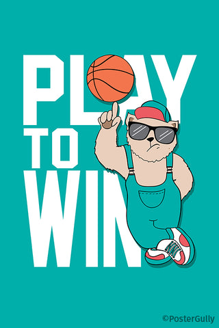 Play To Win Artwork