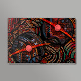 Dancing with colors Wall Art  | Artist : Karthik Gowrisankar