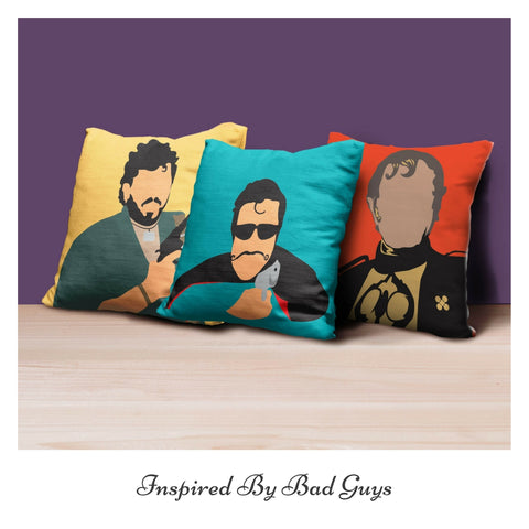 Set of 3 Bollywood Cushion Covers