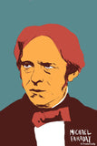 Brand New Designs, Michael Faraday Science Portrait, - PosterGully - 1