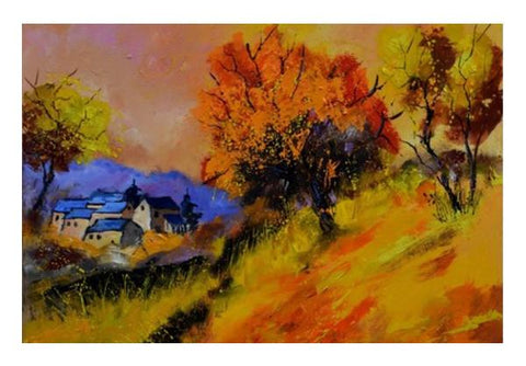 PosterGully Specials, autumn 886111 Wall Art  | Artist : pol ledent, - PosterGully