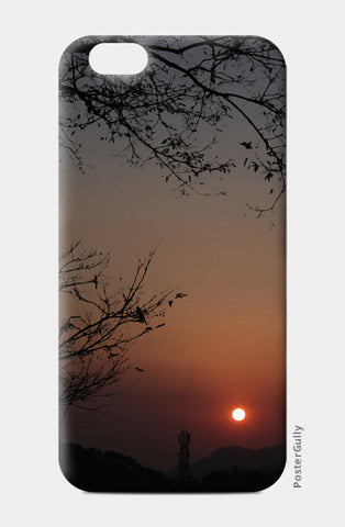 The Kasauli Sunrise iPhone 6/6S Cases | Artist : Anjuri Jain