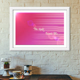tHE Light Inside mE Premium Italian Wooden Frames | Artist : Pallavi Rawal