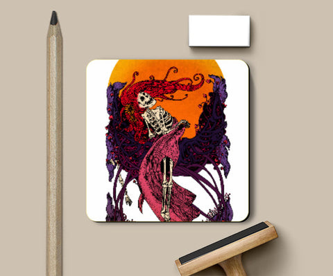 Coasters, The Revival Coaster | Artist: Monisha Miriam, - PosterGully