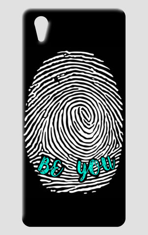 Be Unique Be You One Plus X Cases | Artist : safira mumtaz