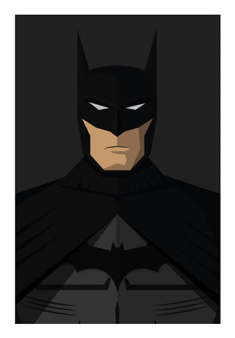 Batman - The Dark Knight Wall Art | Artist : Kartikeya Rastogi