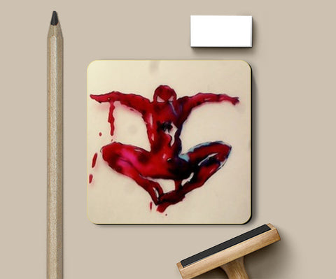 SPIDERMAN RETURNS Coasters | Artist : Srinanda Bhattacharyya
