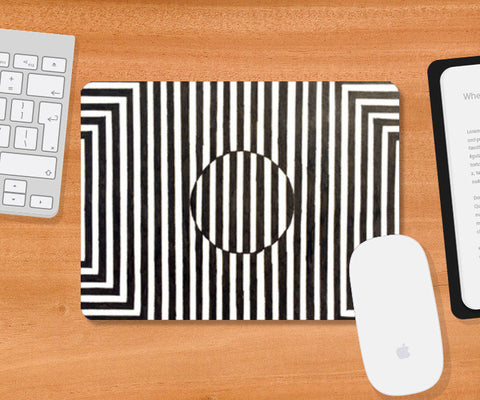 Mousepad, illusion Mousepad | Artist : Vanya Verma, - PosterGully