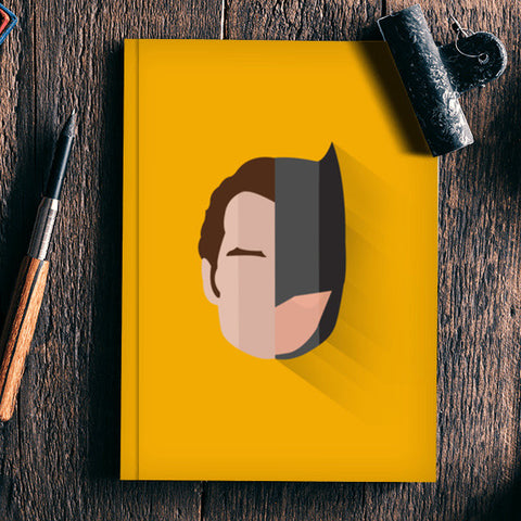 Batman v/s Superman Icon Notebook | Artist : Neha Karnik