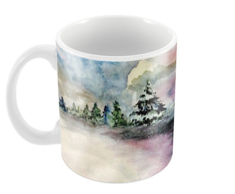winter Coffee Mugs | Artist : soumik parida
