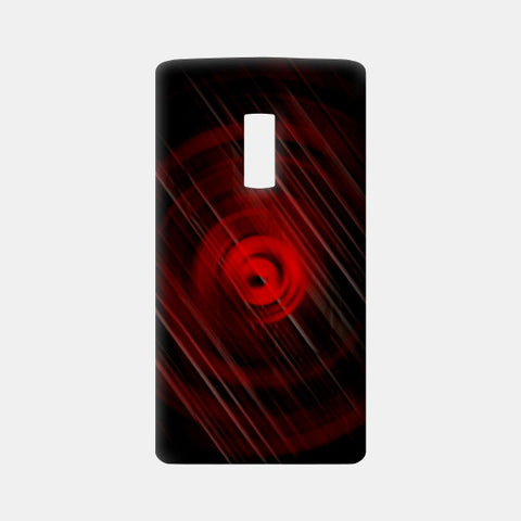 Deep Red One Plus Two Cases | Artist : Richard Howardson