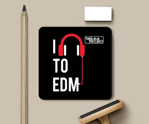 Coasters, Listen to EDM Coasters | Artist : Thermal Projekt, - PosterGully