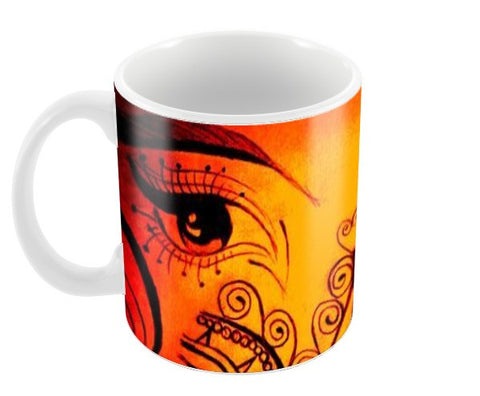 gypsy Coffee Mugs | Artist : Awanika Anand