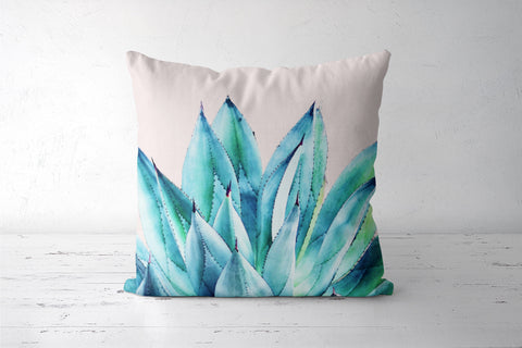 Agave Vibe Cushion Covers | Artist : Uma Gokhale