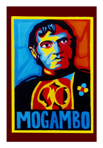 Mogambo Art PosterGully Specials