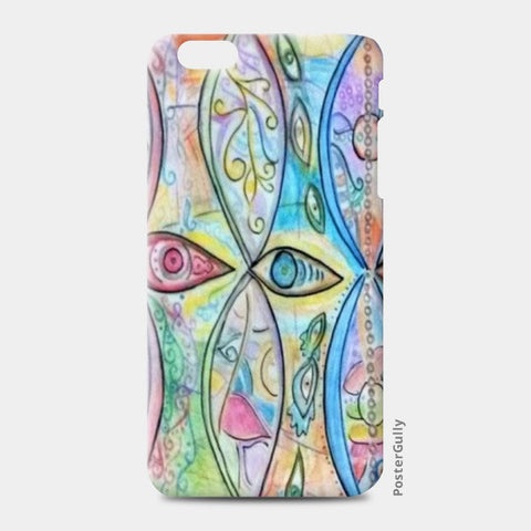 iPhone 6/6S Plus Cases, Third Eye iPhone 6 Plus/6S Plus Cases | Artist : Himani Chhabra, - PosterGully