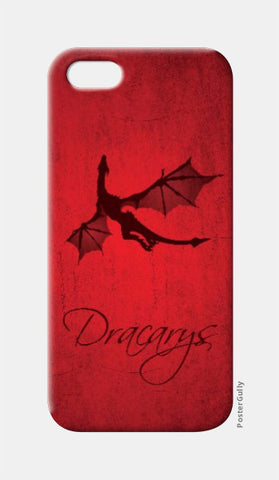 iPhone 5 Cases, Dracarys Game of Thrones | Artist: Kshitija Tagde, - PosterGully