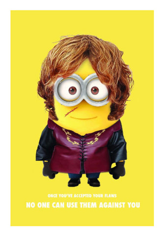 Wall Art, Minion Lannister Wall Art | Artist: Tridib Das, - PosterGully
