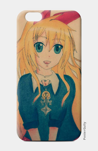 iPhone 6 / 6s, Chitoge Kirisaki iPhone 6 / 6s Case | Artist:Abhilash Katta, - PosterGully