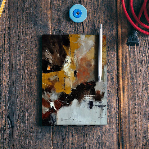 abstract 778542 Notebook | Artist : pol ledent