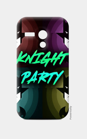 Moto G Cases, Knight Party Moto G Cases | Artist : Jax D, - PosterGully