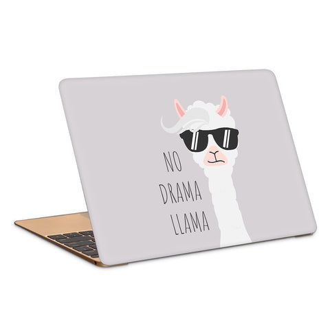 No Drama Laptop Skin