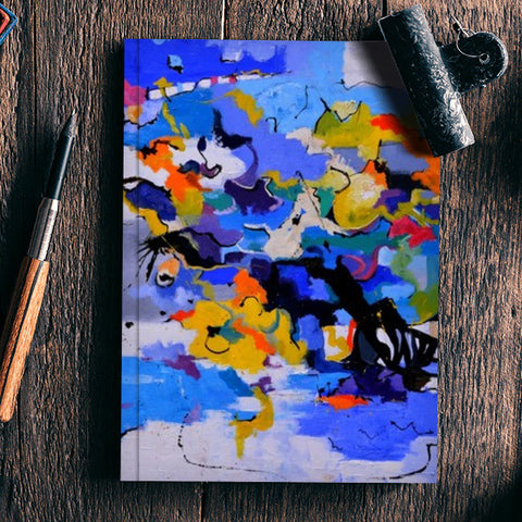sea of dreams Notebook | Artist : pol ledent